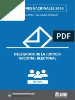 Capacitacion de Delegados 2015