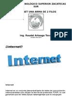 Internet Arma de 2 Filos
