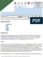 Servicios TCP IP