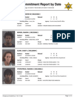 Peoria County booking sheet 08/14/15