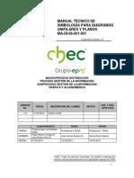 Manual Técnico de Simbología Para Diagramas Uniflares y Planos. V1
