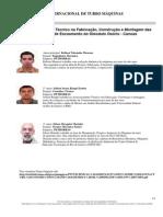 Assessoramento Tecnico Fab Const Montagem Bombas Oleoduto Osorio Canoas Tecem