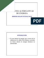Cálculo de Instalaciones Fotovoltaicas