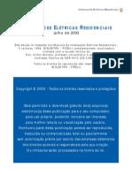 Manual Básico de Intalações Elétricas - Pt1