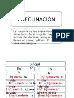 Cap. 8 DEL GRIEGO DEL NUEVO TESTAMENTO DE IRENE FOULKES!!