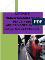 Transformada de La Place en circuitos eléctricos