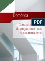Domóticas - Conceptos Básicos de Programación Con Microcontroladores