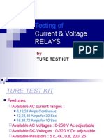 Current Relays by TURE Kit