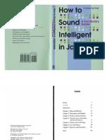 Sound Intelligent in Japanese (Vocab Builder)