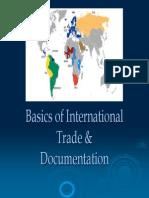 Presentation on Trade Documentation