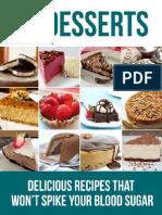 27 Dessert Recipes