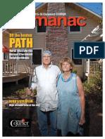 Courier Almanac 2015-16