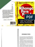 Nihongo Perapera