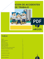 Cartilla de Prevencion de At