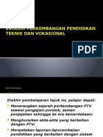 TAJUK 2 Evolusi Perkembangan PTV