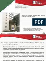 (Pago de Nomina BDT) Internet Banking Juridico Usuarios Nuevo
