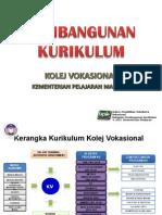 Pembangunan Kurikulum KV
