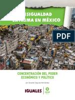 desigualdad extrema México