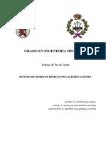 Javier Diaz . Estudio de Modelos Sísmicos en Las Edificaciones Pueder Ser Pa Imprmirrrrr