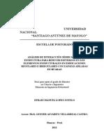 Tesis Interaccion Suelo-Estructura - UNASAM - EMLS