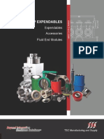 Tsc Mud Pump Expendables