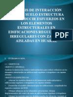 Tesis Interaccion suelo estructura.pptx