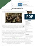Cronicas de Potter
