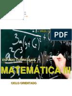 Matemática Orientado 2