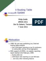 AfNOG2011 Routing Table