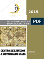 Didactica de La Historia -m3