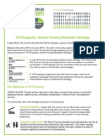 interim poverty reduction strategy 2-page overview