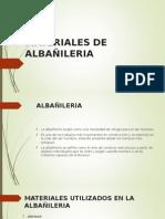 ALBAÑILERIA EXPOSICION