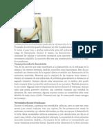 Desnutrición en El Embarazo