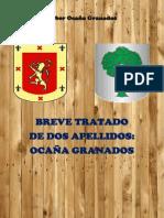 BREVE TRATADO DE DOS APELLIDOS - OCAÑA GRANADOS