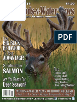 09-15 | White Tailed Deer | Salmon