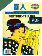 Mangajin35 - Fortune-telling in Japan