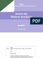 Anuario Das Mulheres 2011 - DIEESE