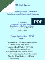 3D Duct Design