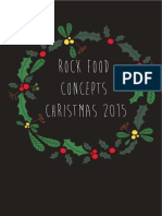 RFC Christmas Brochure 2015