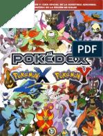 Guía Pokédex Y Pokémon XY.pdf