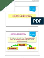 Control por automatización I