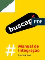 Buscapé Manual de Integração XML