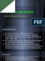 dance city presentation