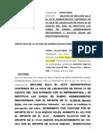 Administrativo Descuentos Indebidos Jose Cruz Tello Guevara