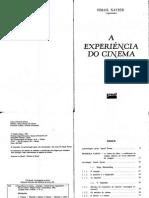 (Livro) Ismail Xavier - A Experiência do Cinema.pdf