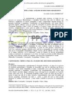 Cartografia Critica Analise Discurso Geografico Revista Geoamazonia