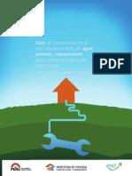 Guia de Opciones Tecnicas Para Saneamiento Rural
