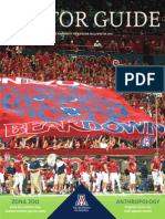 University of Arizona Visitor Guide Fall2015