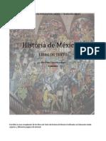 libro de Texto de Historia de México II