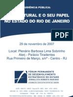 Gás Natural e a Economia Fluminense